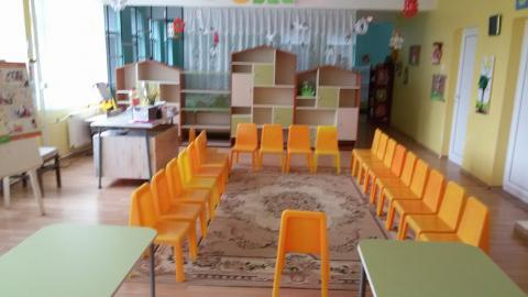 Equipping kindergartens